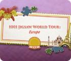 1001 Jigsaw World Tour: Europe spil
