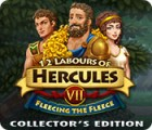 12 Labours of Hercules VII: Fleecing the Fleece Collector's Edition spil