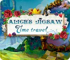 Alice's Jigsaw Time Travel spil