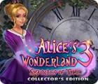 Alice's Wonderland 3: Shackles of Time Collector's Edition spil