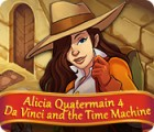 Alicia Quatermain 4: Da Vinci and the Time Machine spil