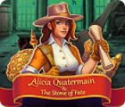 Alicia Quatermain & The Stone of Fate spil