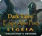 Dark Tales: Edgar Allan Poe's Ligeia Collector's Edition spil