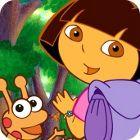 Dora the Explorer: Online Coloring Page spil