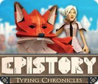 Epistory: Typing Chronicles spil