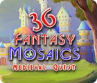 Fantasy Mosaics 36: Medieval Quest spil