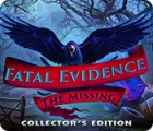 Fatal Evidence: The Missing Collector's Edition spil