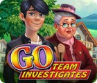GO Team Investigates: Solitaire and Mahjong Mysteries spil