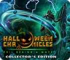 Halloween Chronicles: Evil Behind a Mask Collector's Edition spil