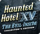 Haunted Hotel XV: The Evil Inside Collector's Edition spil