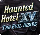 Haunted Hotel XV: The Evil Inside spil