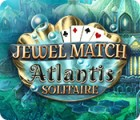 Jewel Match Solitaire Atlantis spil