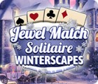 Jewel Match Solitaire: Winterscapes spil