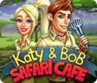 Katy and Bob: Safari Cafe spil