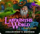 Labyrinths of the World: Fool's Gold Collector's Edition spil
