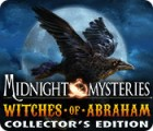 Midnight Mysteries: Witches of Abraham Collector's Edition spil