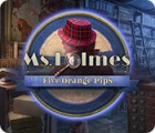 Ms. Holmes: Five Orange Pips spil