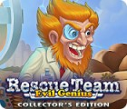 Rescue Team: Evil Genius Collector's Edition spil