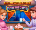 Restaurant Solitaire: Pleasant Dinner spil