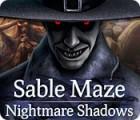 Sable Maze: Nightmare Shadows spil