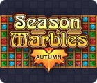 Season Marbles: Autumn spil