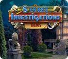 Secret Investigations: Themis spil