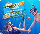 Solitaire Beach Season: A Vacation Time spil