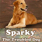 Sparky The Troubled Dog spil