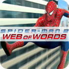 Spiderman 2 Web Of Words spil