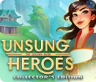 Unsung Heroes: The Golden Mask Collector's Edition spil
