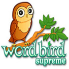Word Bird Supreme game