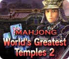 World's Greatest Temples Mahjong 2 spil