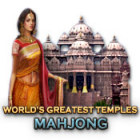 World's Greatest Temples Mahjong spil