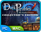 Dark Parables: The Exiled Prince Collector's Edition favorit spil