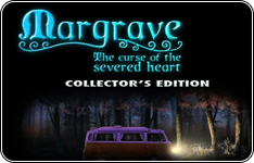 Margrave: The Curse of the Severed Heart Collector's Edition kvalitets  spil