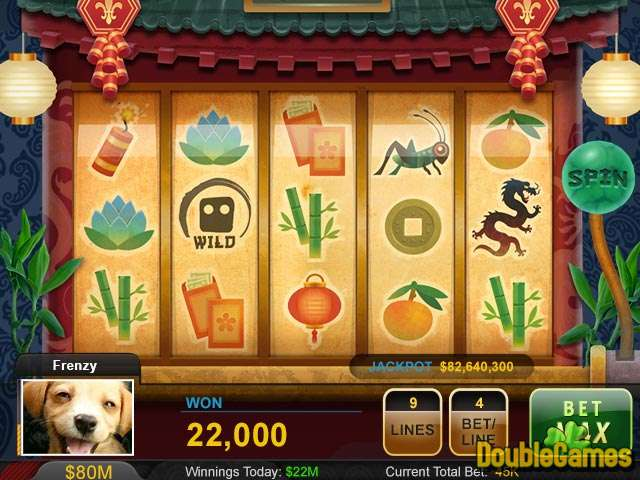 Gratis download Big Fish Casino screenshot 1