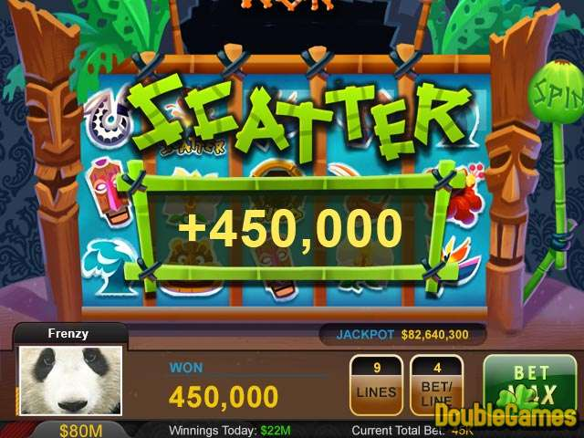 Gratis download Big Fish Casino screenshot 2