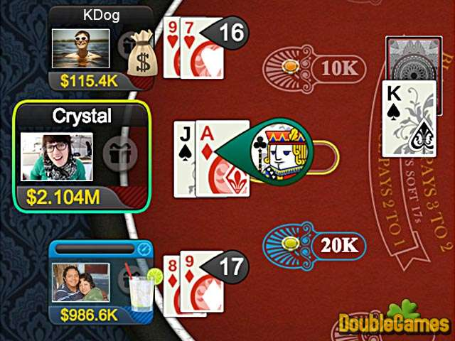 Gratis download Big Fish Casino screenshot 3