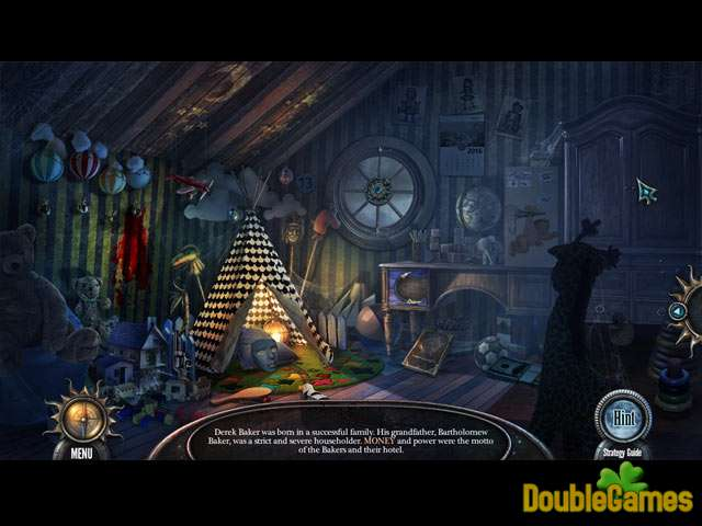 Gratis download Haunted Hotel: The Thirteenth Collector's Edition screenshot 2
