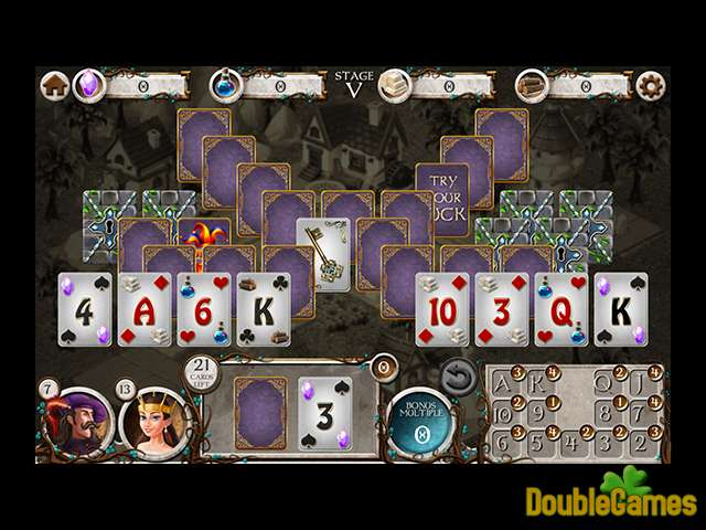 Gratis download Kingdom Builders: Solitaire screenshot 3