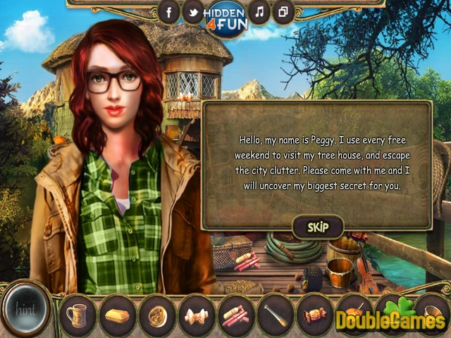 Gratis download Secret Treehouse screenshot 1