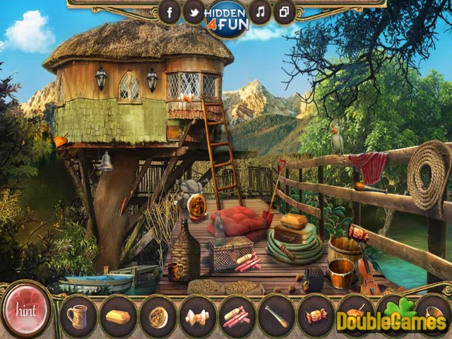 Gratis download Secret Treehouse screenshot 2