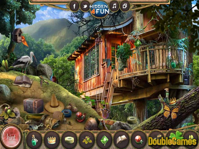 Gratis download Secret Treehouse screenshot 3